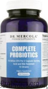Dr Mercola Complete Probiotics
