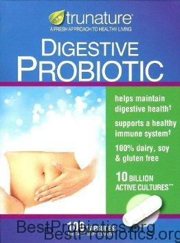 TruNature Digestive Probiotic
