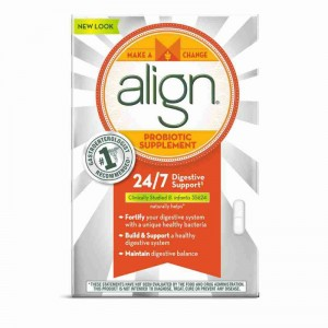 Align Probiotic Supplement on Amazon