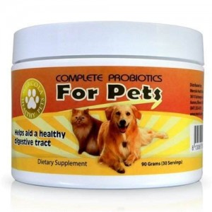 Mercola – Complete Probiotics For Pets