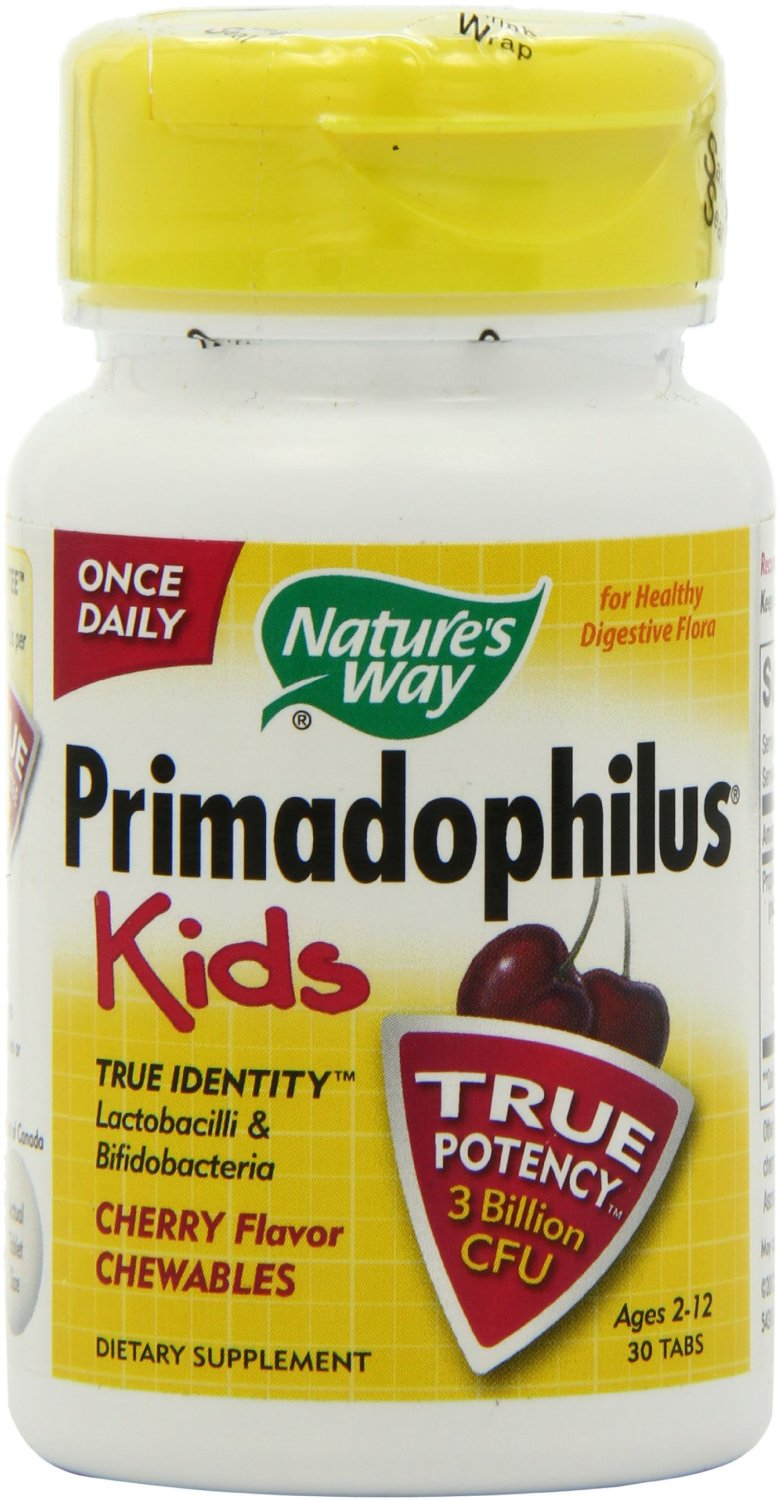 Nature S Way Primadophilus Probiotic For Adults