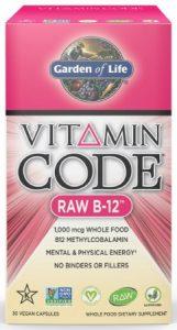 Garden of Life Vitamin Code Vitamin B12