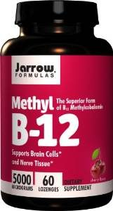 Jarrow Formulas Methylcobalamin