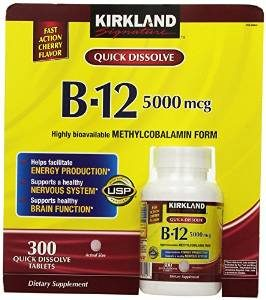 Kirkland Signature Sublingual B-12