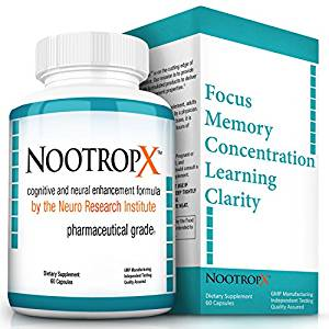 NootropX Advanced Nootropic Supplement