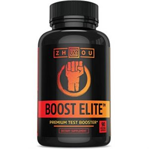 BOOST ELITE Testosterone Booster to Increase Testosterone
