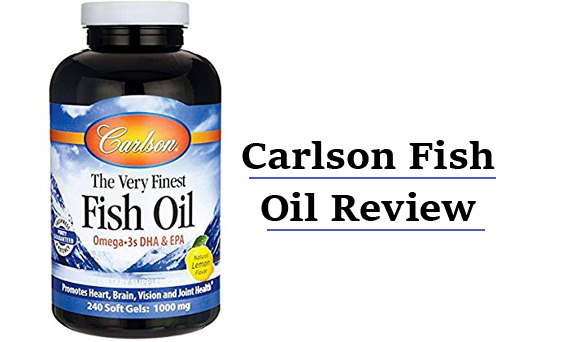 carlson fish oil review pronutrics