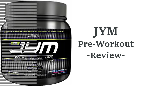 Jym pre workout review pronutrics for Jym fish oil