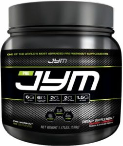 JYM Pre-Workout Supplement