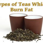 Types of Teas Which Burn Fat