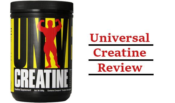 Universal Creatine Review