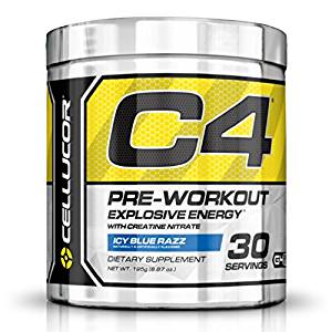 Cellucor C4 Pre Workout Supplements with Creatine