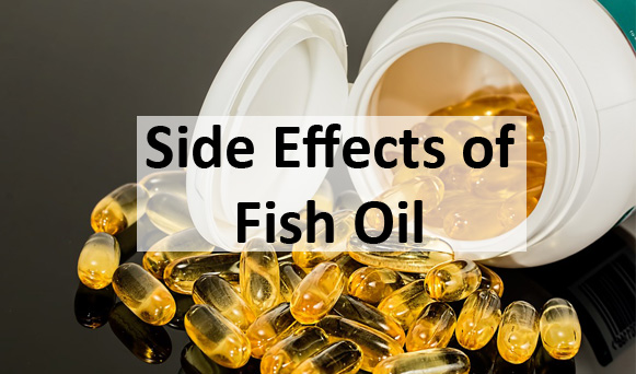 Side effects of fish oil pronutrics for Side effects fish oil