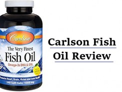 Carlson Fish Oil Review