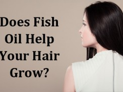 Does Fish Oil Help Your Hair Grow?
