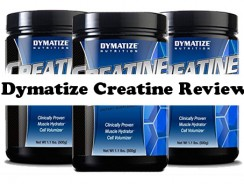 Dymatize Creatine Review