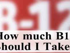 How much B12 Should I Take?