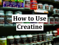 How to Use Creatine
