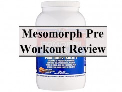 Mesomorph Pre Workout Review