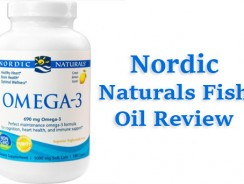 Nordic Naturals Fish Oil Review