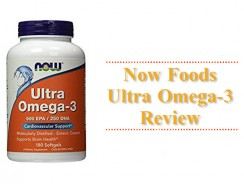 Now Foods Ultra Omega-3 Review