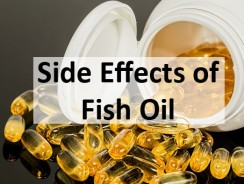 Side Effects of Fish Oil