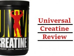 Universal Creatine Review