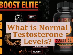 What is Normal Testosterone Levels?